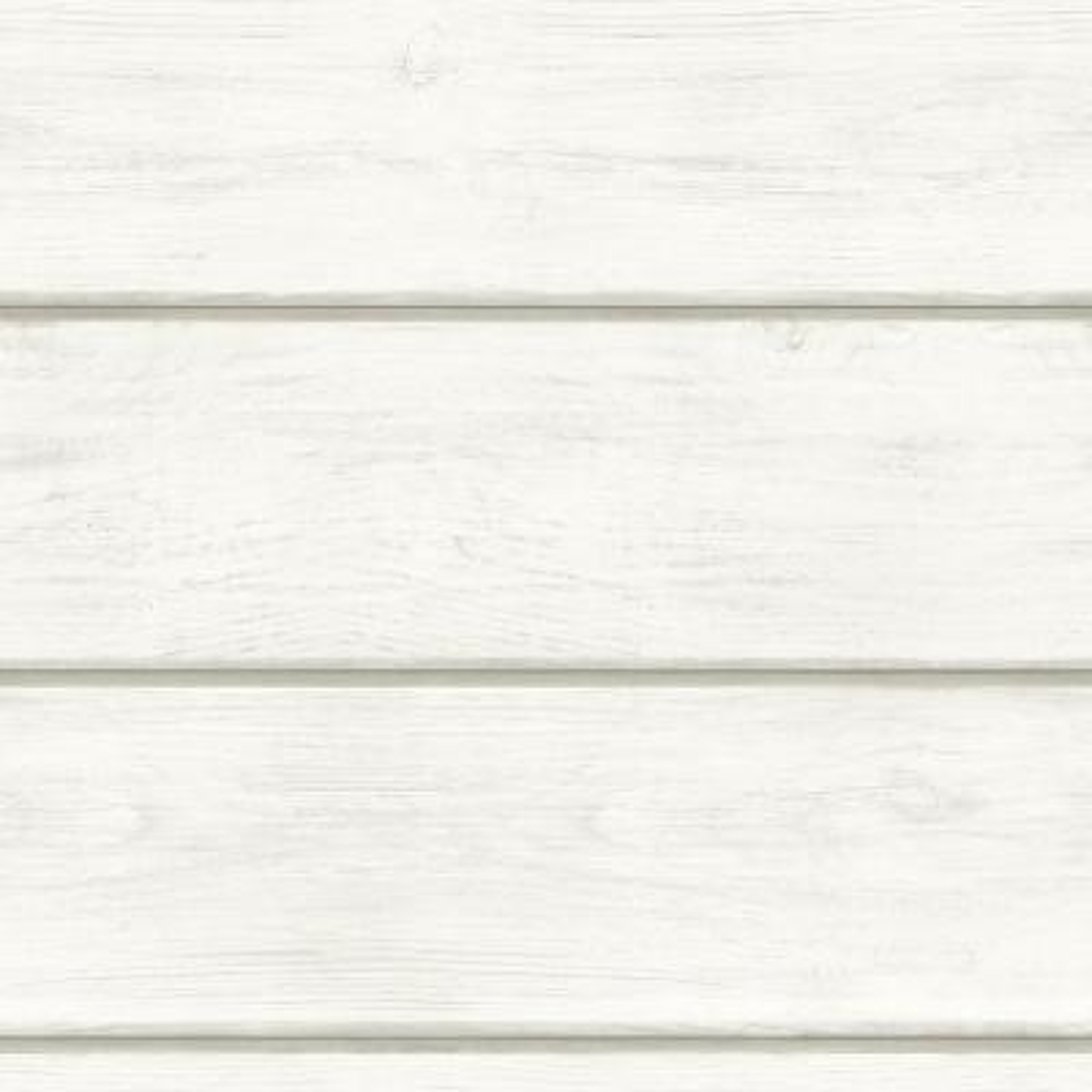56.4 sq. ft. Susanna Off-White Wood Planks Wallpaper