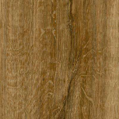 Natural Oak 6 in. x 48 in. Resilient Luxury Vinyl Plank Flooring (19.39 sq. ft. / case)
