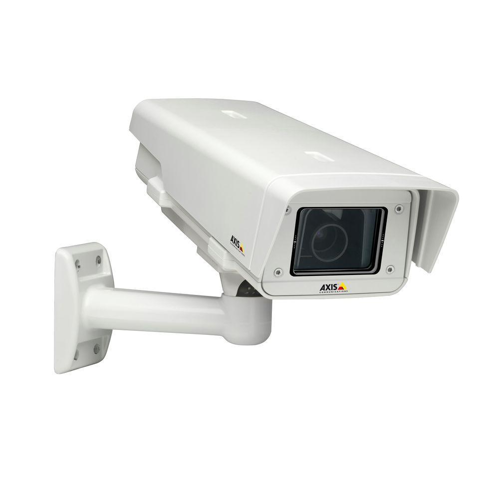 Axis Wired 420 TVL Indoor/Outdoor Surveillance/Network Camera - Color-DISCONTINUED