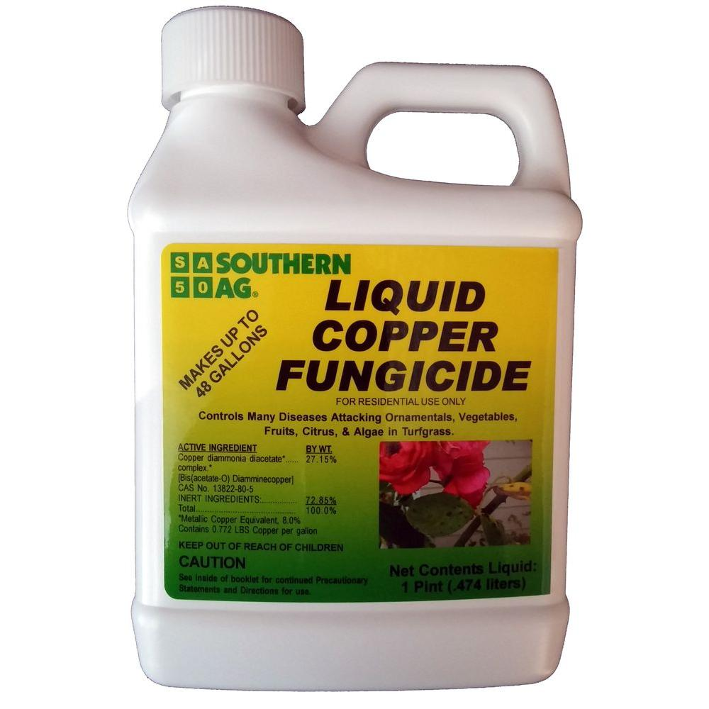 Southern Ag 16 oz  Liquid Copper Fungicide