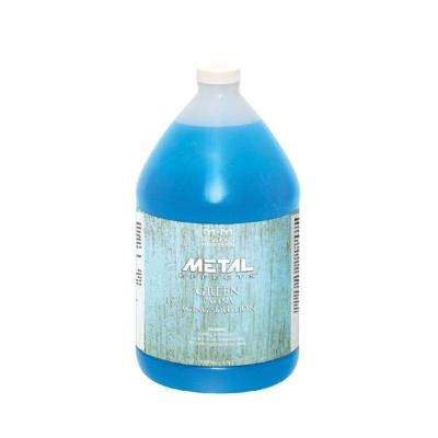 1 gal. Metal Effects Green Patina Aging Solution