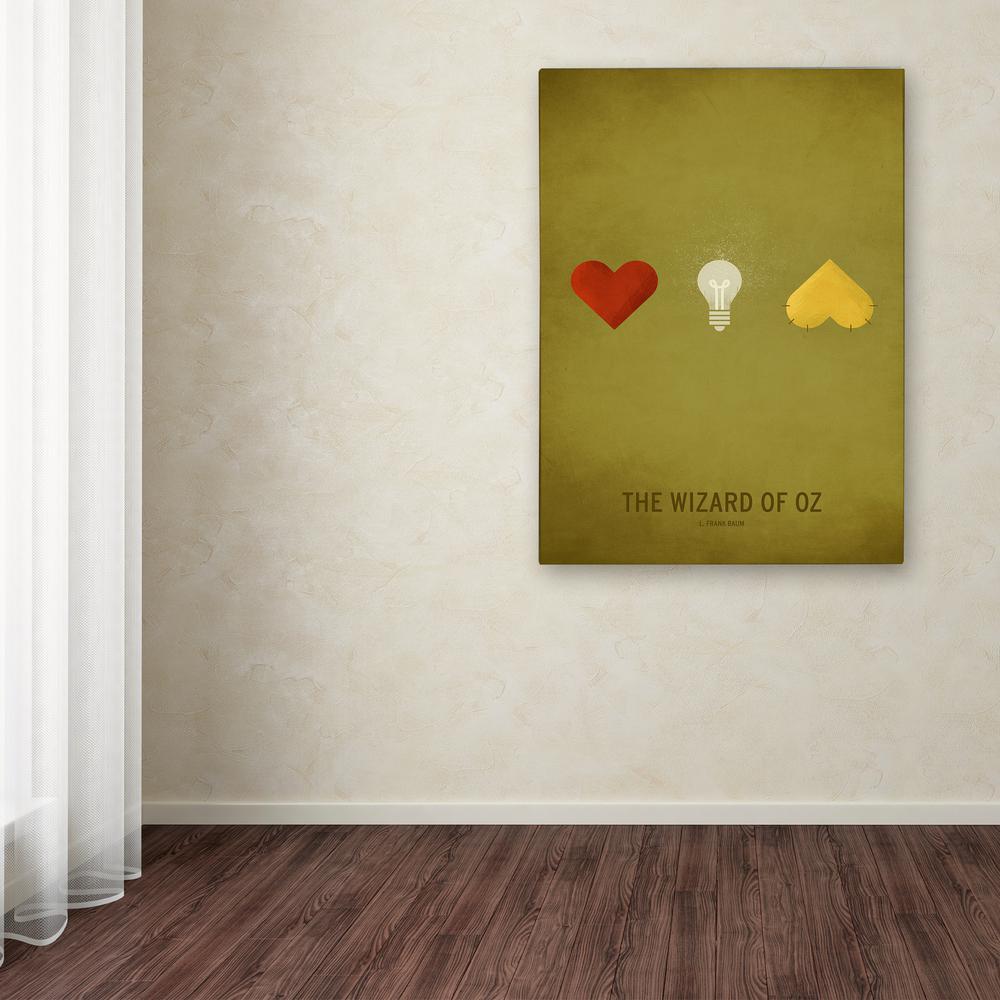 Trademark Fine Art 47 in. x 35 in. \