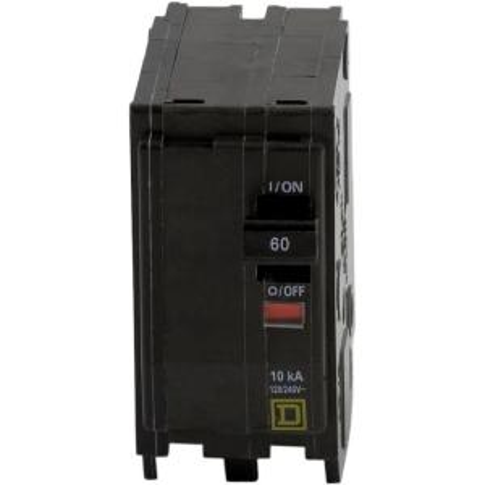 New Square D Qo 30 Amp 2 Pole Standard Trip Circuit Breaker 120//240V Q0230