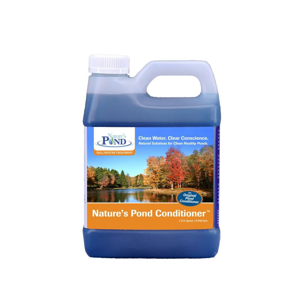 1 Qt. Nature's Pond Conditioner Fall/Winter