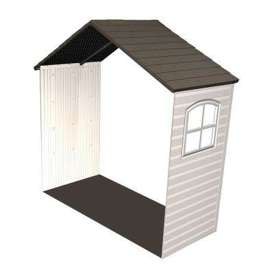 30 in. Extension Kit with Window for 8 ft. W Sheds