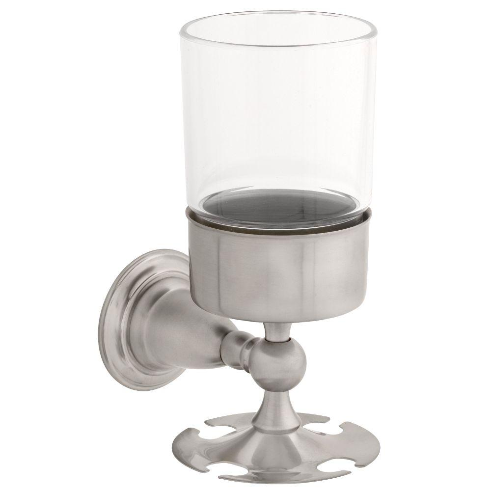 Delta Victorian Wall-Mounted Toothbrush Holder in Brilliance ...