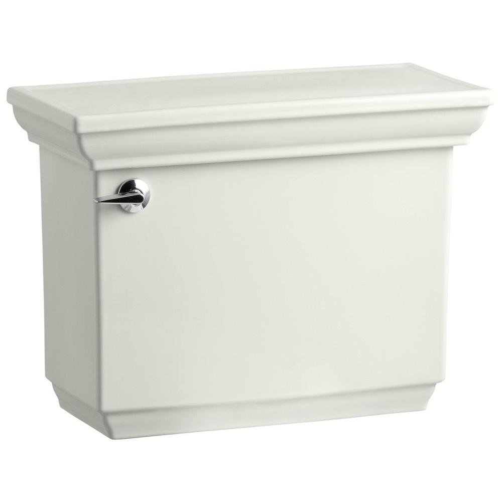 KOHLER Memoirs 1.6 GPF Single Flush Toilet Tank Only in Dune