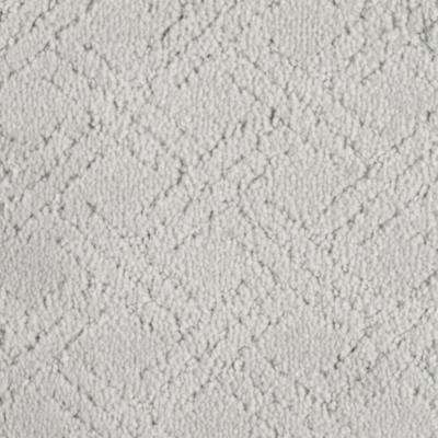Carpet Sample - Pure - Color Dreamland Pattern 8 in. x 8 in.