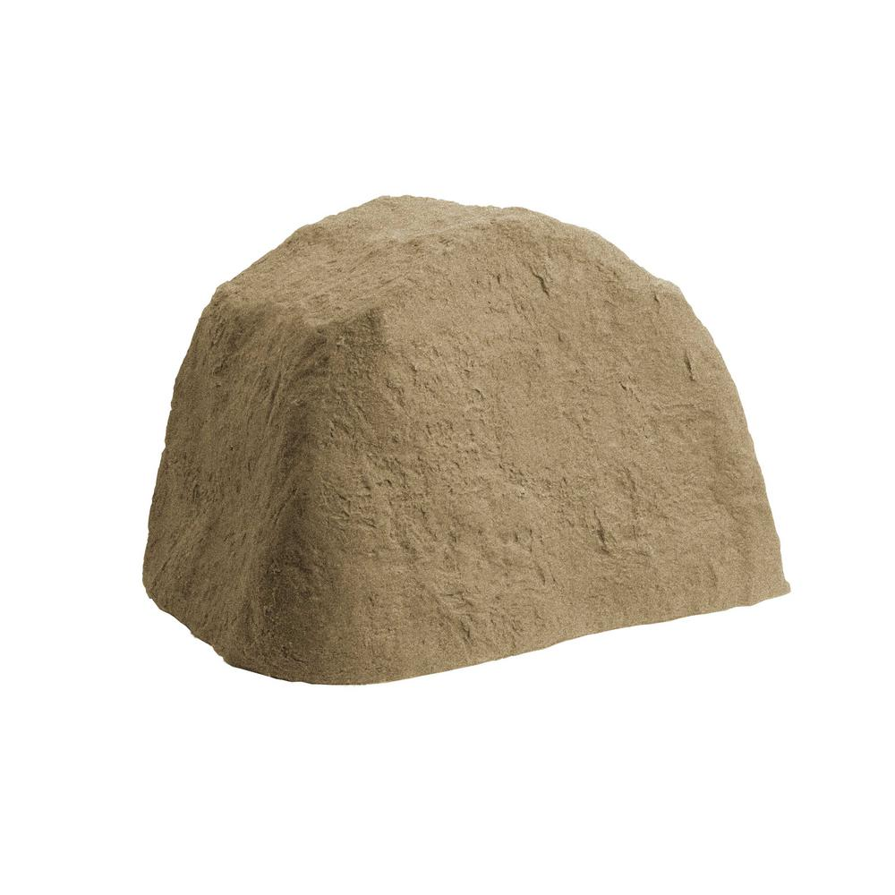 Algreen Large Decorative Rock Cover And Garden Feature In Sandstone