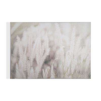"40 in. x 28 in. ""Tranquil Fields"" Printed Wall Art"