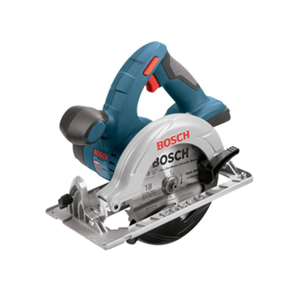 Bosch 18 Volt Lithium-Ion Cordless Electric 6-1/2 in. Circular Saw