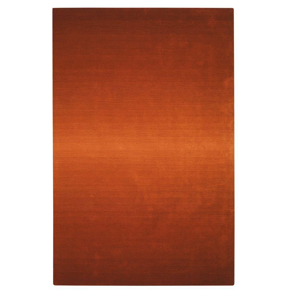 Home Decorators Collection Royal Rust 3 ft. 6 in. x 5 ft. 6 in. Area Rug