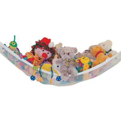 Toy Storage Corner Hammock and Toy Chain Combo Pack