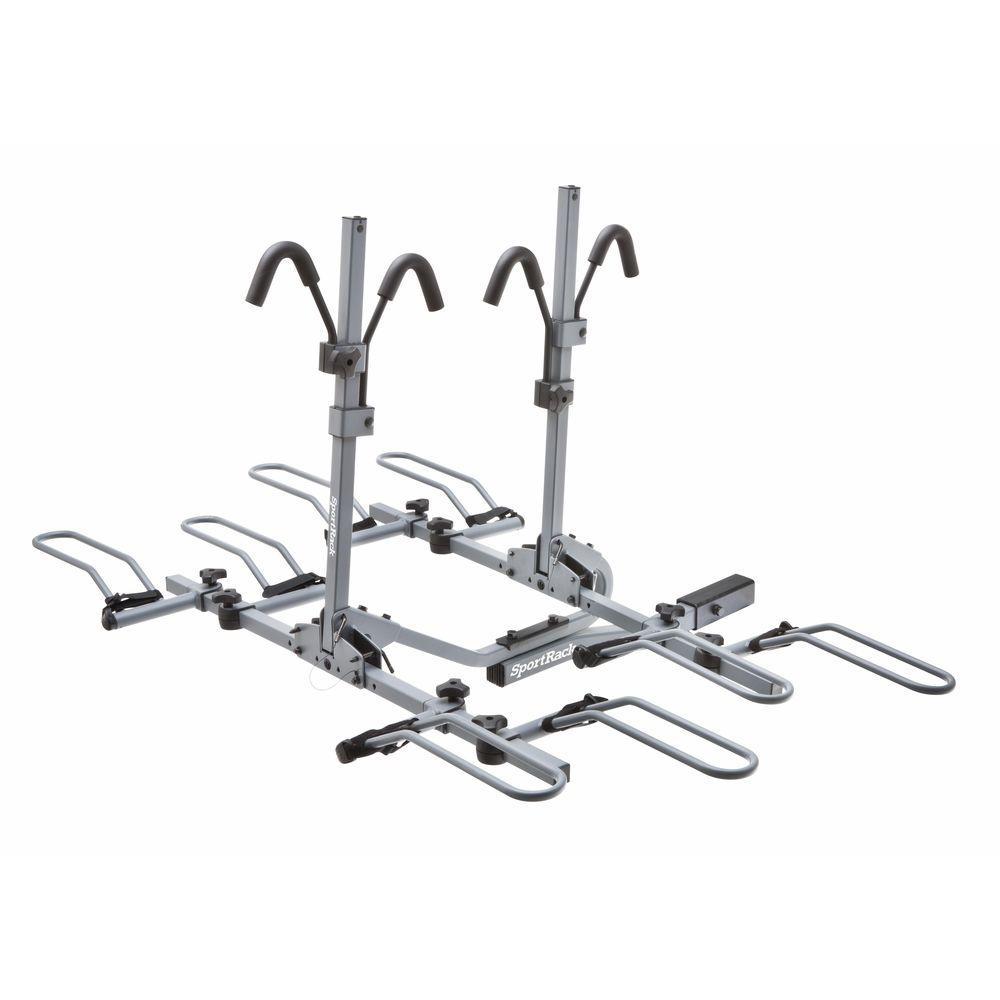SportRack 4-Bike Tilting Platform Hitch Rack