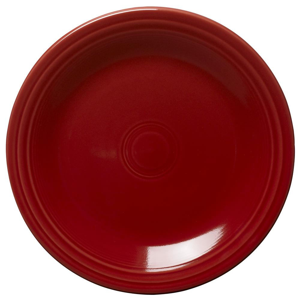 Fiesta 10.5 Dinner Plates in Slate of 4 NEW  Fiestaware