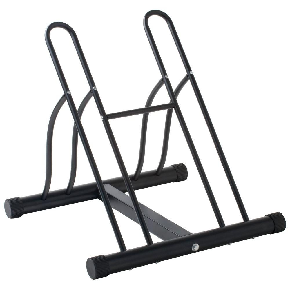 Great Racor 2 Bike Storage Floor Stand