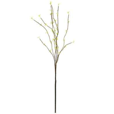 Indoor 46 in. Willow Artificial Flower (Set of 6)