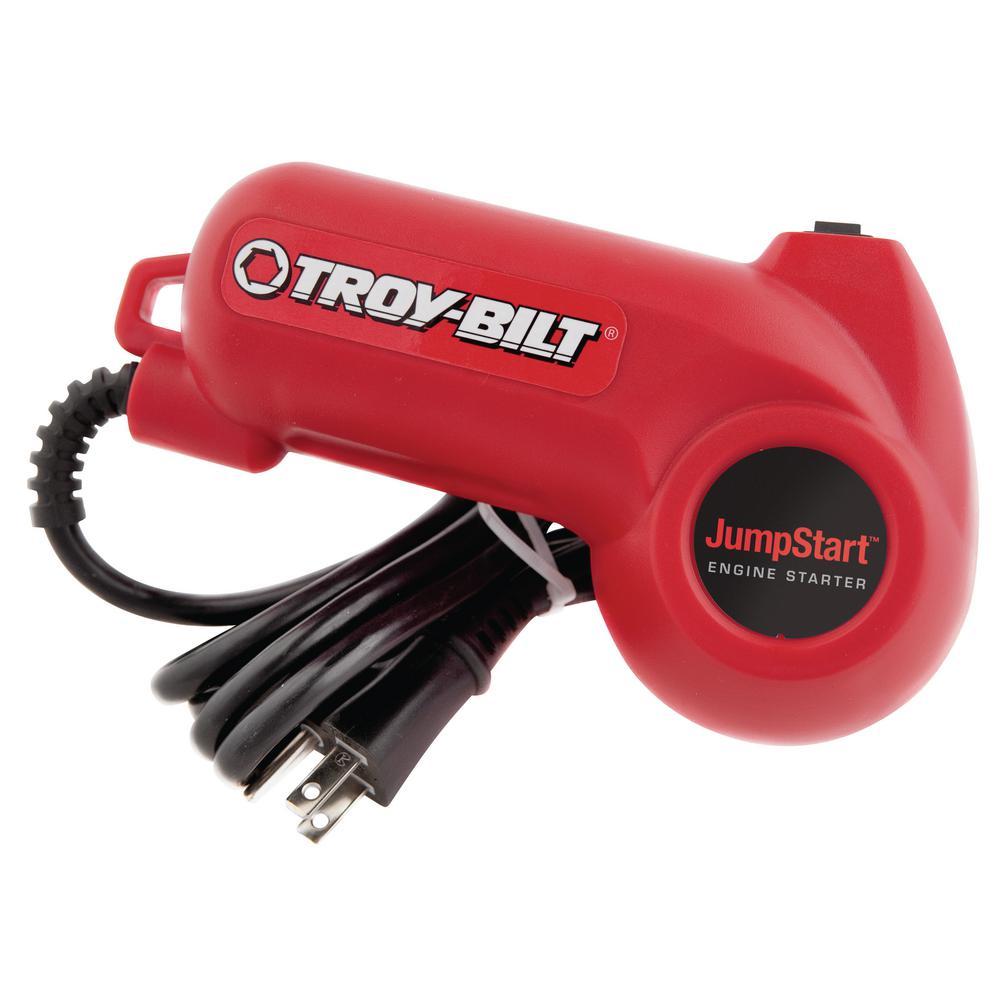 Troy-Bilt Corded Starter for JumpStart Capable Equipment