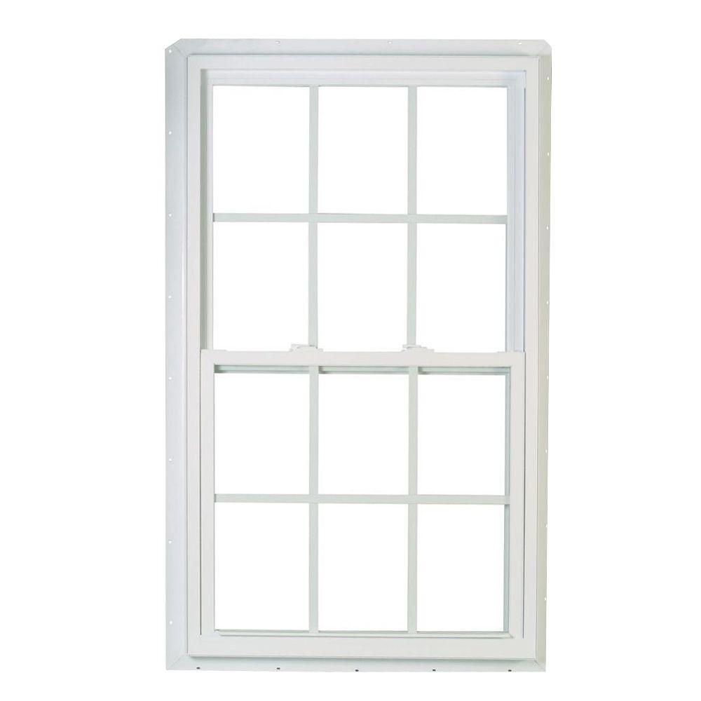 31 75 In X 37 25 70 Series Pro Double Hung White