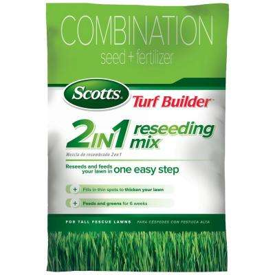 Turf Builder 2-in-1 Reseeding Tall Fescue Grass Seed Mix