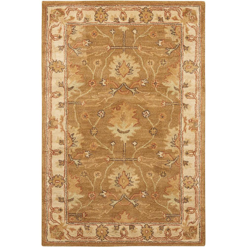 Nourison India House Amber 2 Ft. 6 In. X 4 Ft. Accent Rug