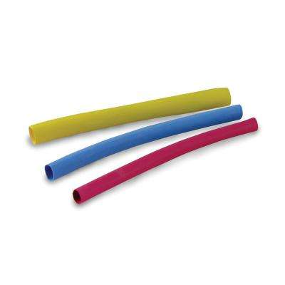 3 in. Heat Shrink Tubing Assortment 7-Pack (Case of 5)