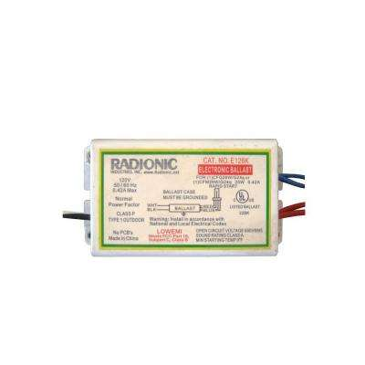 26-Watt 1-Lamp Circline Normal Power Factor Electronic Replacement Ballast
