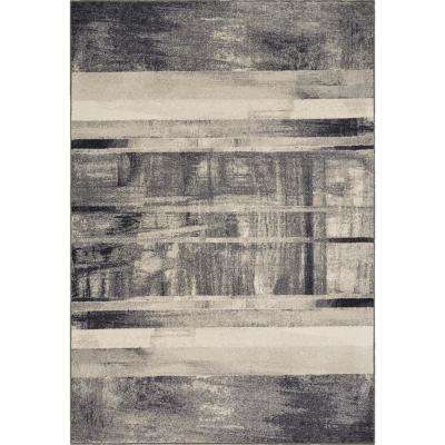 Laguna Grey Transitions 8 ft. x 11 ft. Area Rug