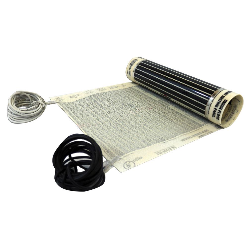 10 ft. x 16 in. 120-Volt Retrofit Radiant Heat Film for