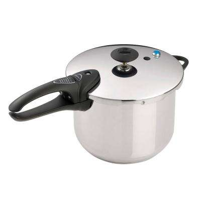 6 Qt. Stainless Steel Pressure Cooker