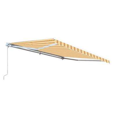 Residential - Retractable Awnings - Awnings - The Home Depot