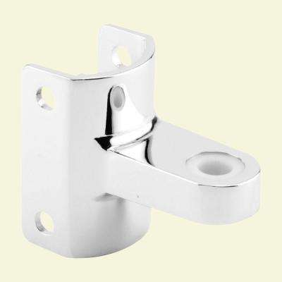 Chrome Top Pivot Hinge