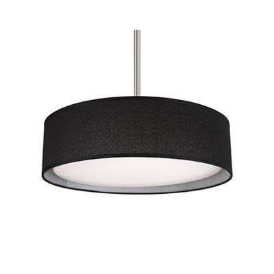 Kara 1-Light 60-Watt Equivalence Brushed Nickel Integrated LED Pendant