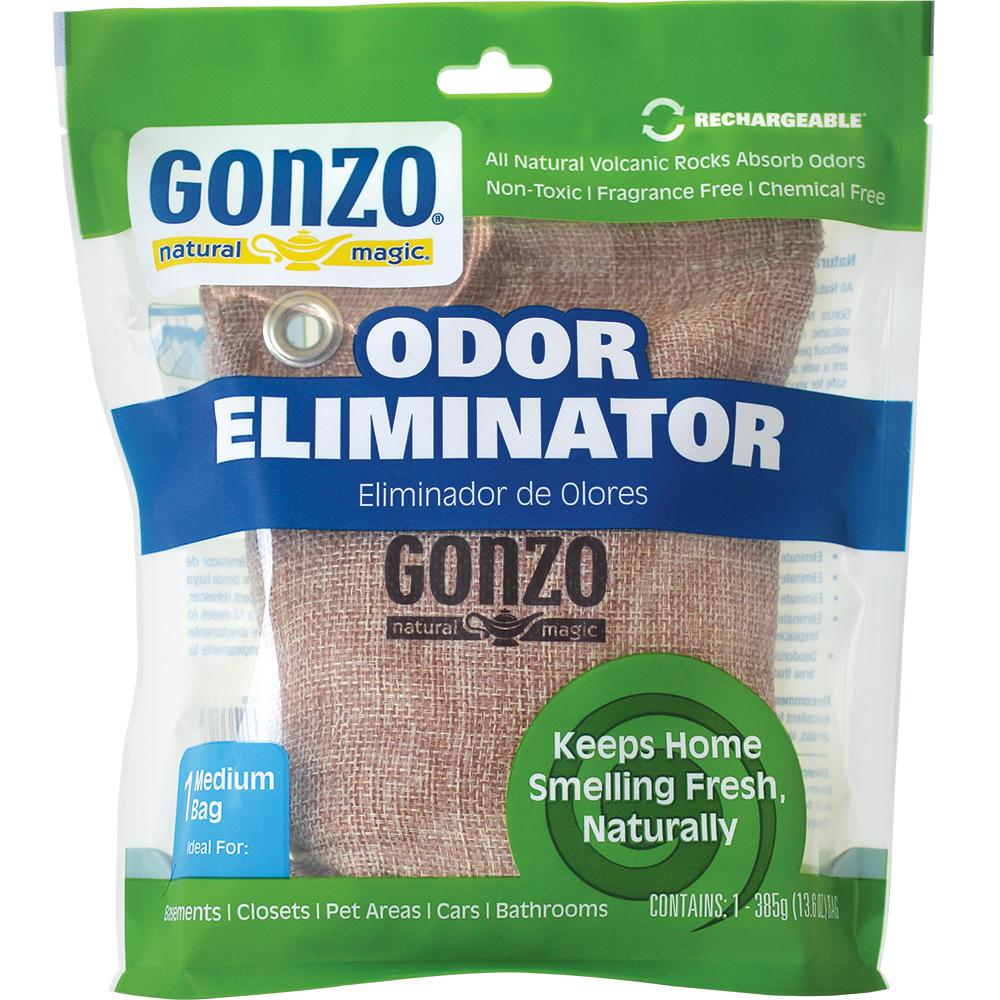 Gonzo Natural Magic Odor Eliminator Bag