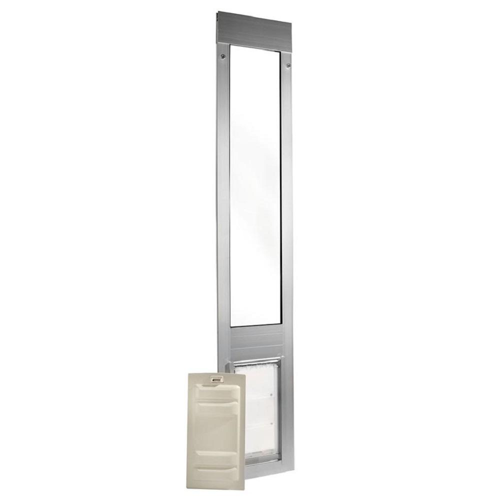 Thermo Panel 3e Fits Patio Door  sc 1 st  The Home Depot & Endura Flap - Exterior Doors - Doors u0026 Windows - The Home Depot pezcame.com
