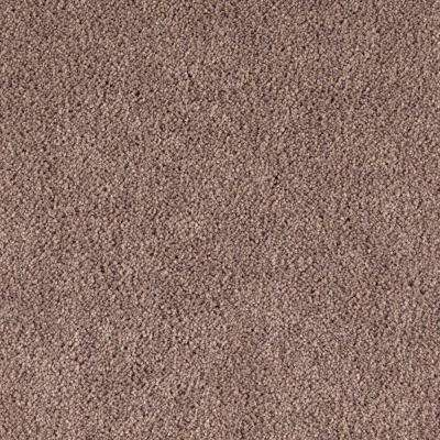 San Rafael II (S) - Color Taupe Whisper Texture 12 ft. Carpet