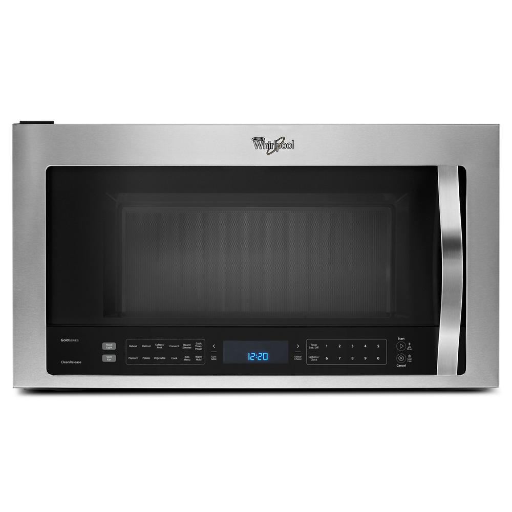 Over The Range Microwave With True Convection