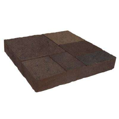 Avellino Stone 16 in. x 16 in. x 2.25 in. Autumn Blend Concrete Step Stone (72 Pieces / 120 sq. ft. / Pallet)