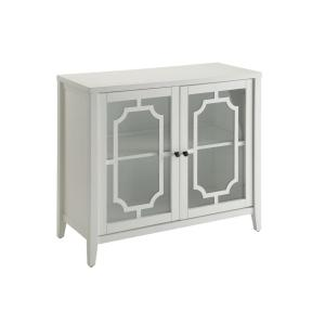 Outstanding Acme Furniture Ceara White Cabinet 97384 The Home Depot Gmtry Best Dining Table And Chair Ideas Images Gmtryco