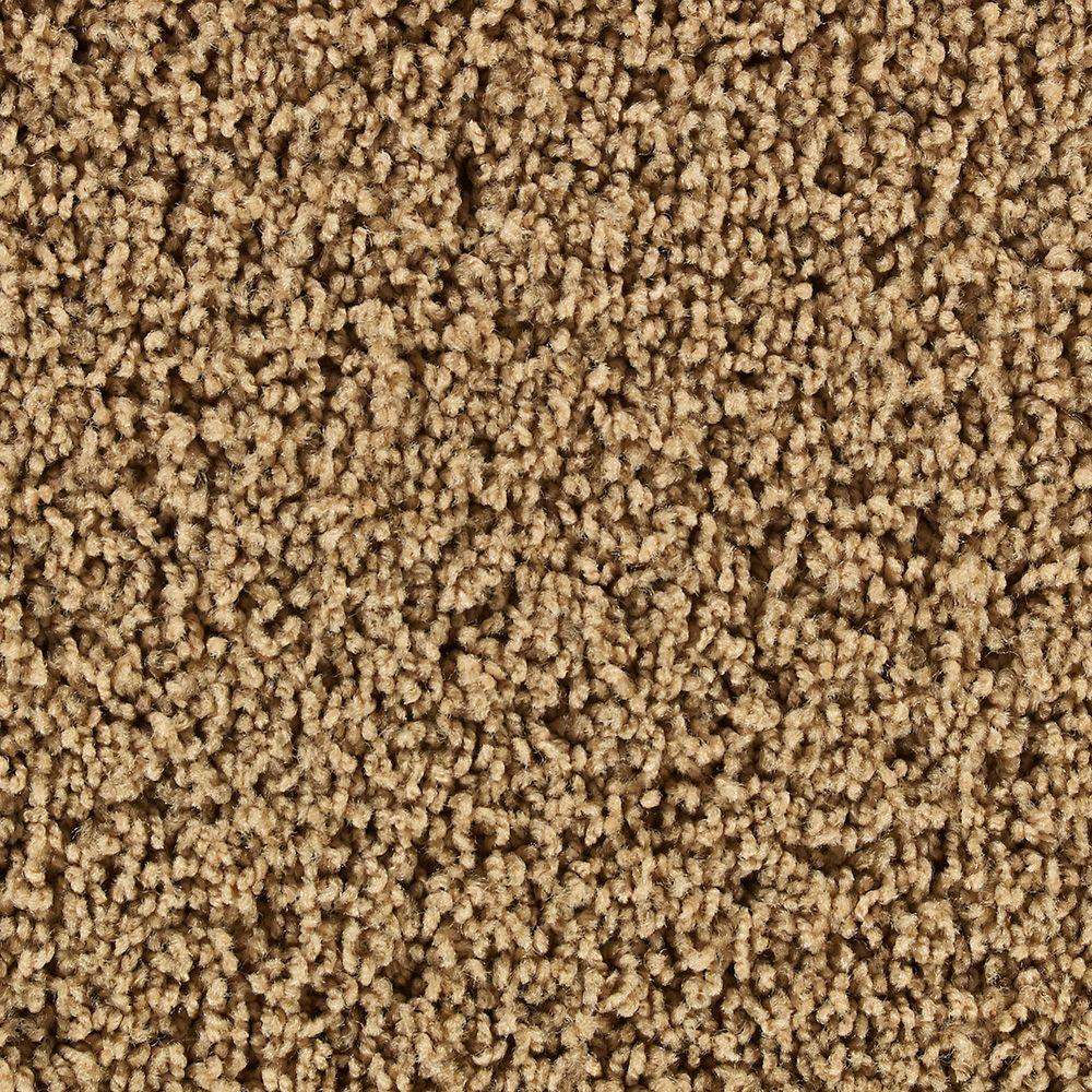 Martha Stewart Living Greystone Spud - 6 in. x 9 in. Take Home Carpet Sample-DISCONTINUED