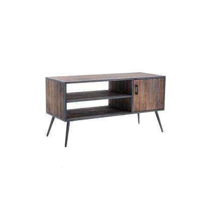 Tv Console Wood Mid Century Modern Tv Stands Living Room