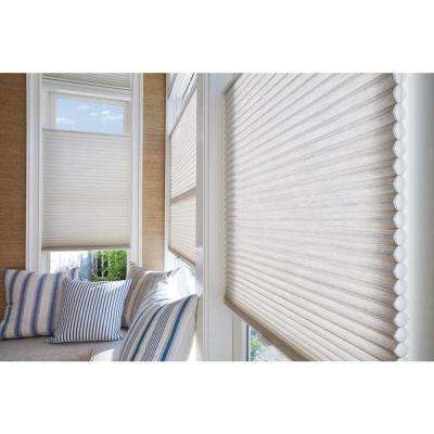 Installed Hunter Douglas Duette Honeycomb Shades