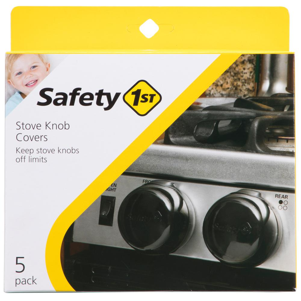 NWQEWDG Gas Stove Knob Cover Safety Burner Protector Childproof Guard Transparent Universa 4 Pcsl