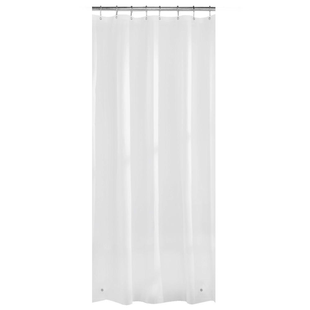 Peva Medium 5 Gauge 42 In W X 78 H Stall Liner White