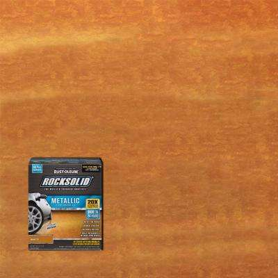 70 oz. Amaretto Metallic Garage Floor Kit (2-Pack)