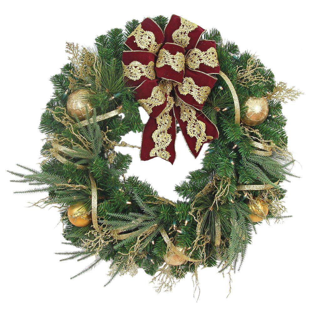 home accents holiday 32 in pre lit valenzia artificial christmas