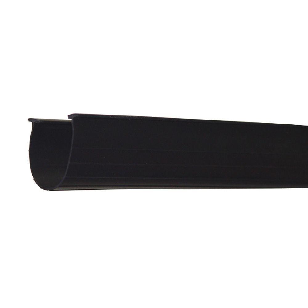 Proseal 20 Ft Garage Door Bottom Seal Insert Forms A U Shape With 3