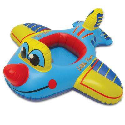 Airplane Baby Swimming Pool Float Rider Pool Toy