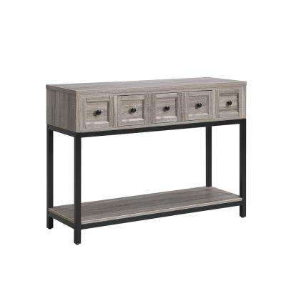 Aiken Sonoma Oak Console Table
