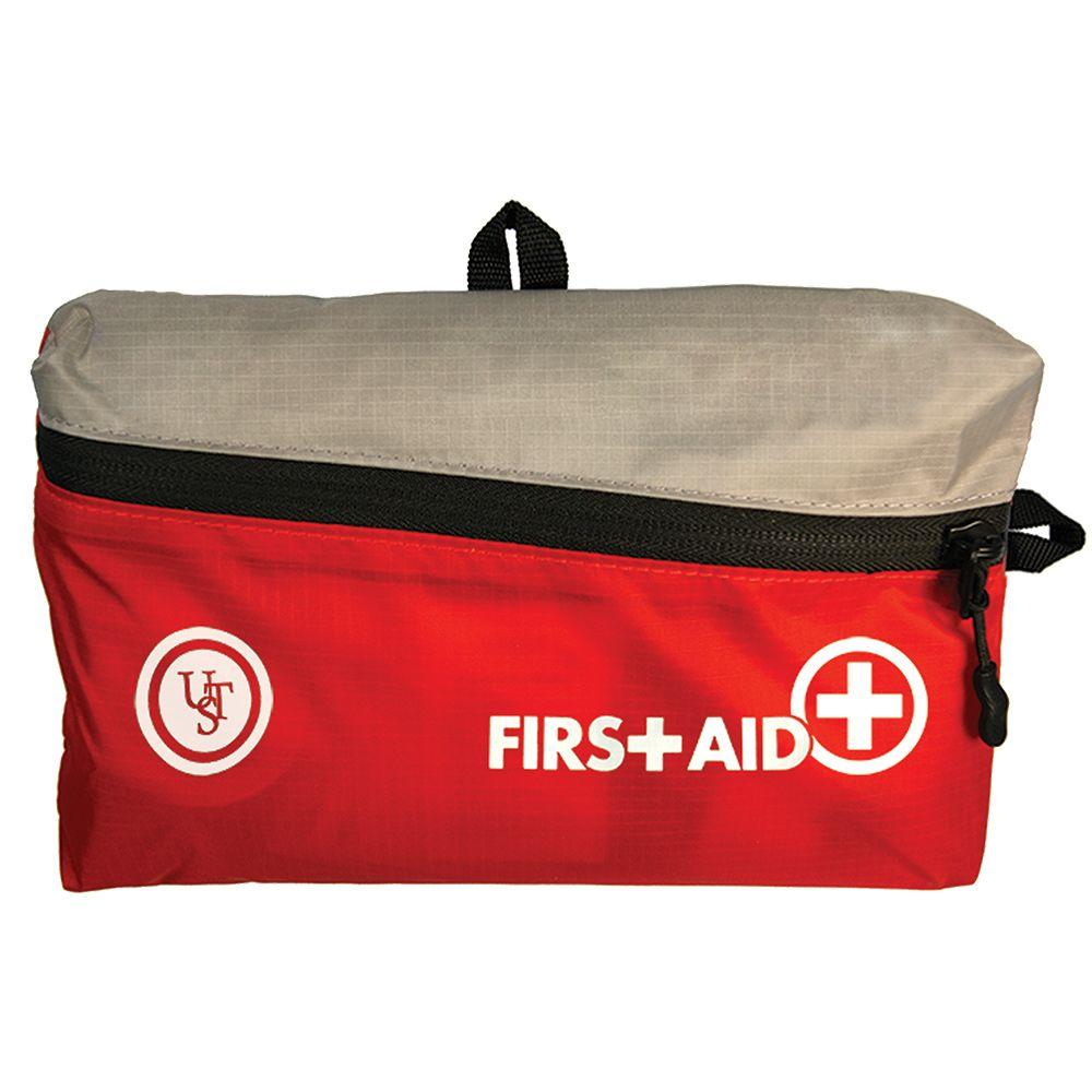 UST FeatherLite 125-Piece First Aid Kit 2.0 in Red